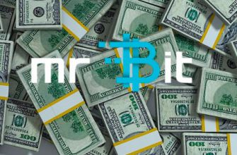 деньги и логотип